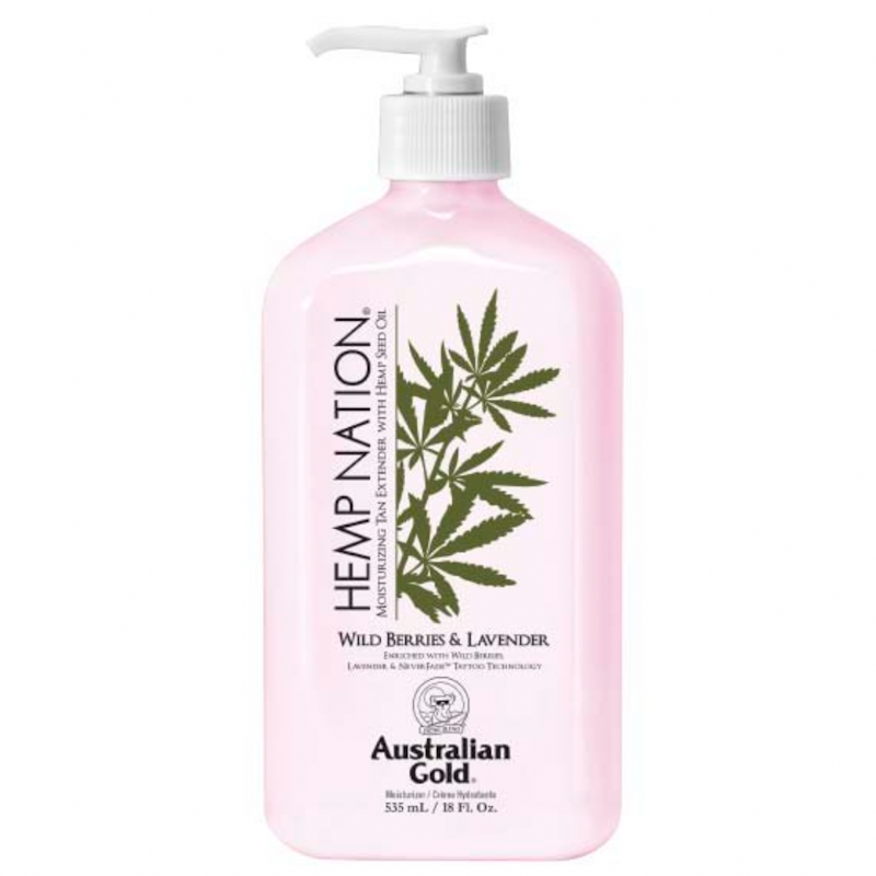 BODY LOTION - WILD BERRIES & LAVENDER
